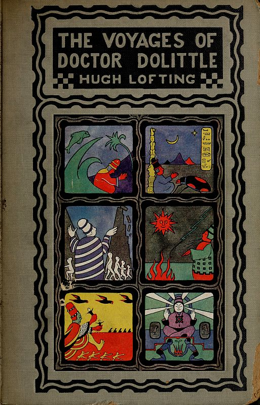 The project gutenberg ebook of the voyages of doctor dolittle by the voyages of doctor dolittle fandeluxe Choice Image