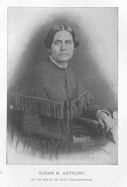 the life and work of susan b anthony The project gutenberg ebook of the life and work of susan b anthony (volume  1 of 2), by ida husted harper this ebook is for the use of anyone anywhere at.