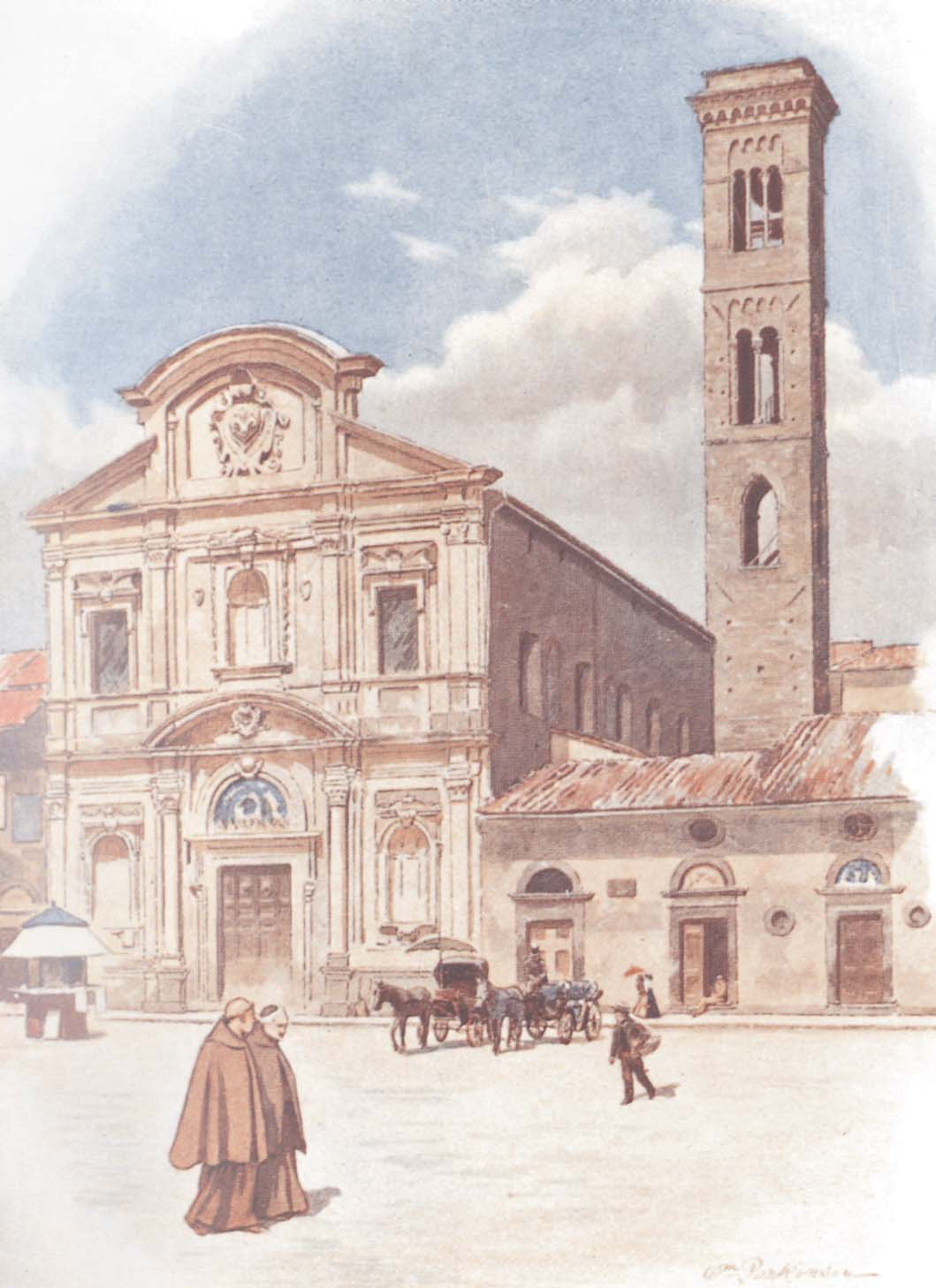 The Project Gutenberg eBook of Florence And Northern Tuscany , By