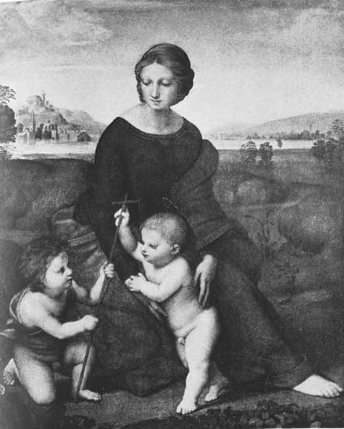 raphaels madonna of the meadows essay Arts term papers (paper 19700) on comparison assignment: madonna of the meadow & madonna enthroned : comparison assignment: madonna of the meadow & madonna enthroned the following paper is a.