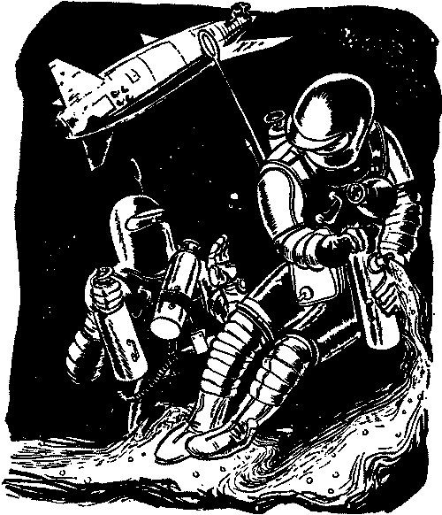The Project Gutenberg Ebook Of Sabotage In Space By Carey Rockwell