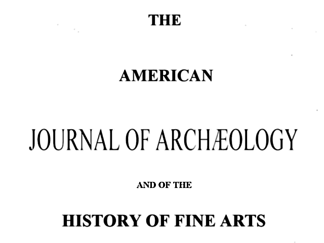The Project Gutenberg eBook of The American Journal of