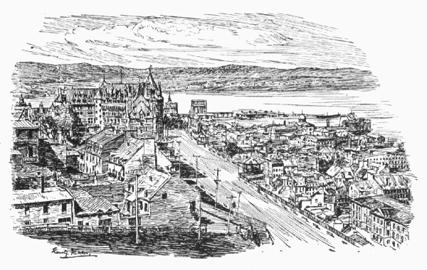 The project gutenberg ebook of old quebec by sir gilbert for Terrace in a sentence