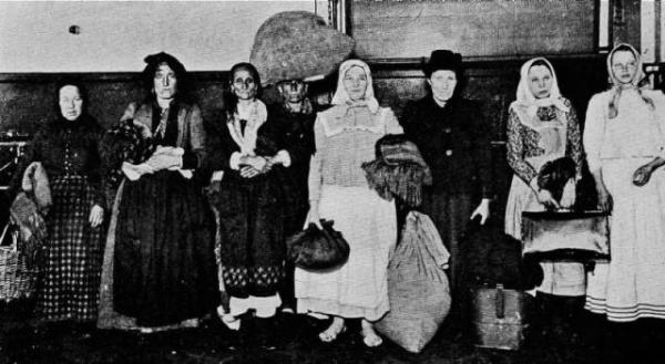 jewish immigration to america since the 1890s In the twelfth century it had moved to the neighborhood of troyes because of the migration of the jews jewish immigrants actually counted since america.
