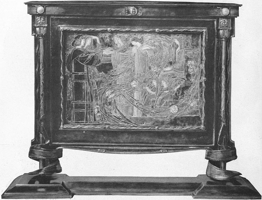 Decorative Arts Beautiful Antique Wood Carved Painted Rectangular Picture Frame Nourishing The Kidneys Relieving Rheumatism Picture Frames