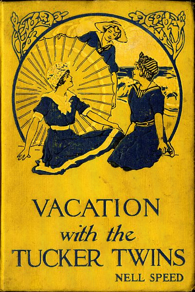 The project gutenberg ebook of vacation with the tucker twins by cover fandeluxe Images