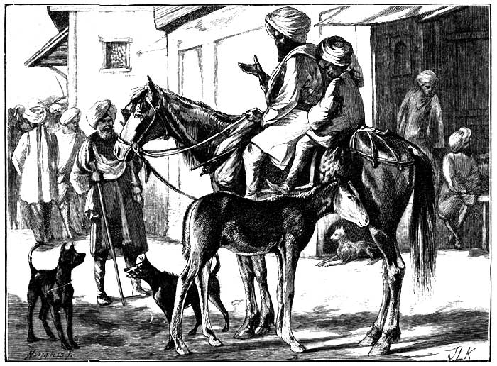 The Project Gutenberg eBook of Beast and Man in India, by