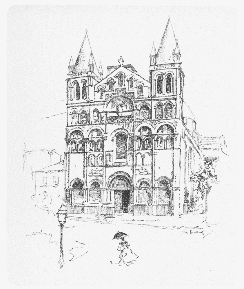 the project gutenberg ebook of how france built her cathedrals by