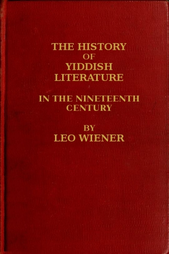 The Project Gutenberg eBook of The History Of Yiddish