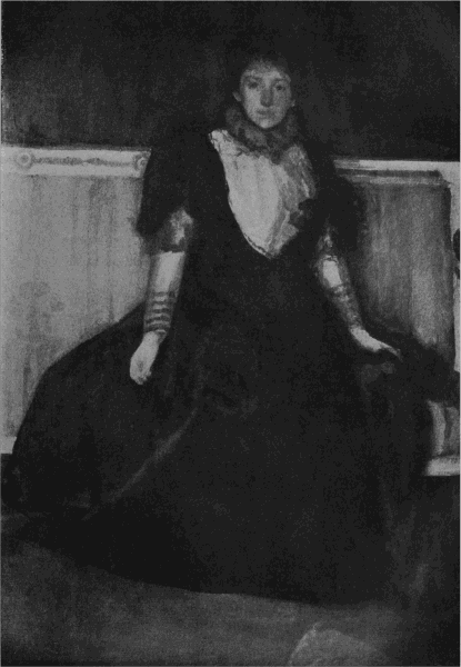 The Project Gutenberg Ebook Of The Life Of James Mcneill Whistler