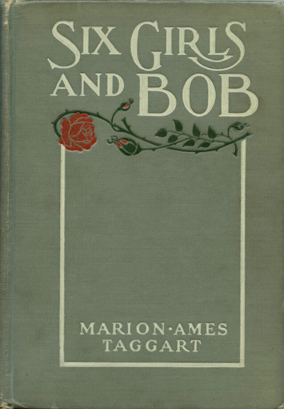 The Project Gutenberg eBook of Six Girls and Bob, by Marion