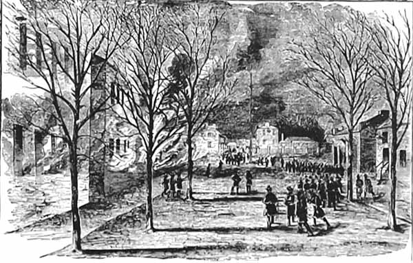 The project gutenberg ebook of campfire and battlefield by rossiter burning of the united states arsenal at harpers ferry fandeluxe Gallery