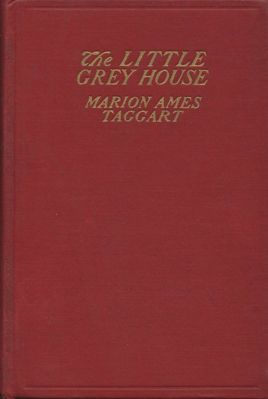 The Project Gutenberg eBook of The Little Grey House, by