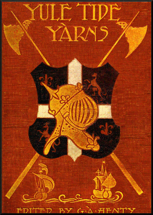 The Project Gutenberg eBook of Yule-tide Yarns, edited by