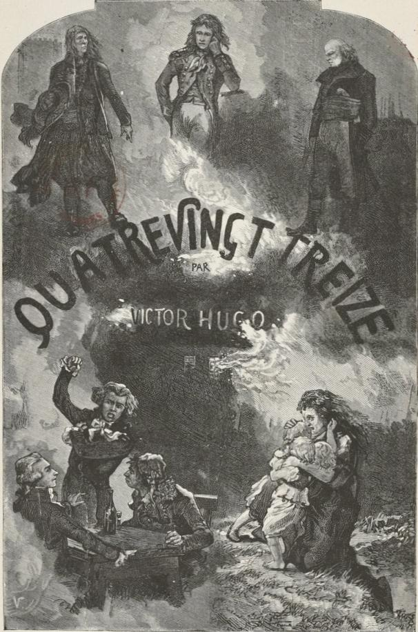 The Project Gutenberg eBook of Ninety-Three, by Victor Hugo