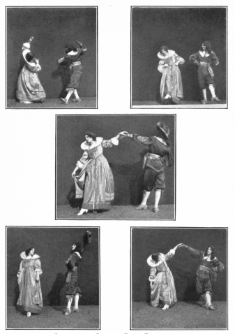 The Project Gutenberg eBook of The Dance, by Troy And