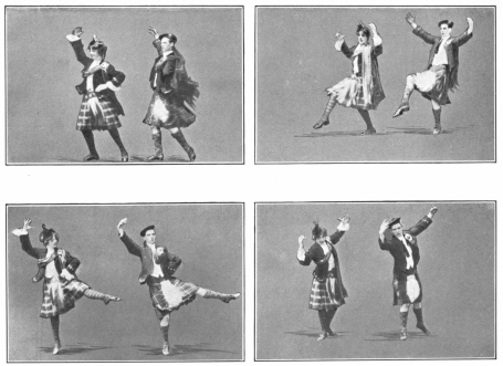 The Project Gutenberg eBook of The Dance, by Troy And Margaret West