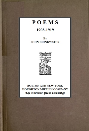 The Project Gutenberg eBook of Poems 1908-1919, by John