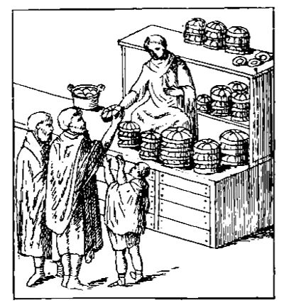 The Project Gutenberg eBook of The History of Bread, by John