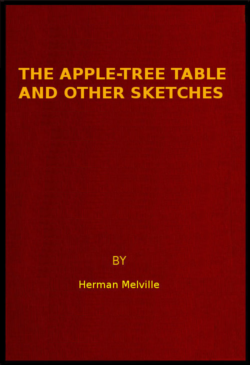 The Project Gutenberg eBook of The Apple-tree Table And