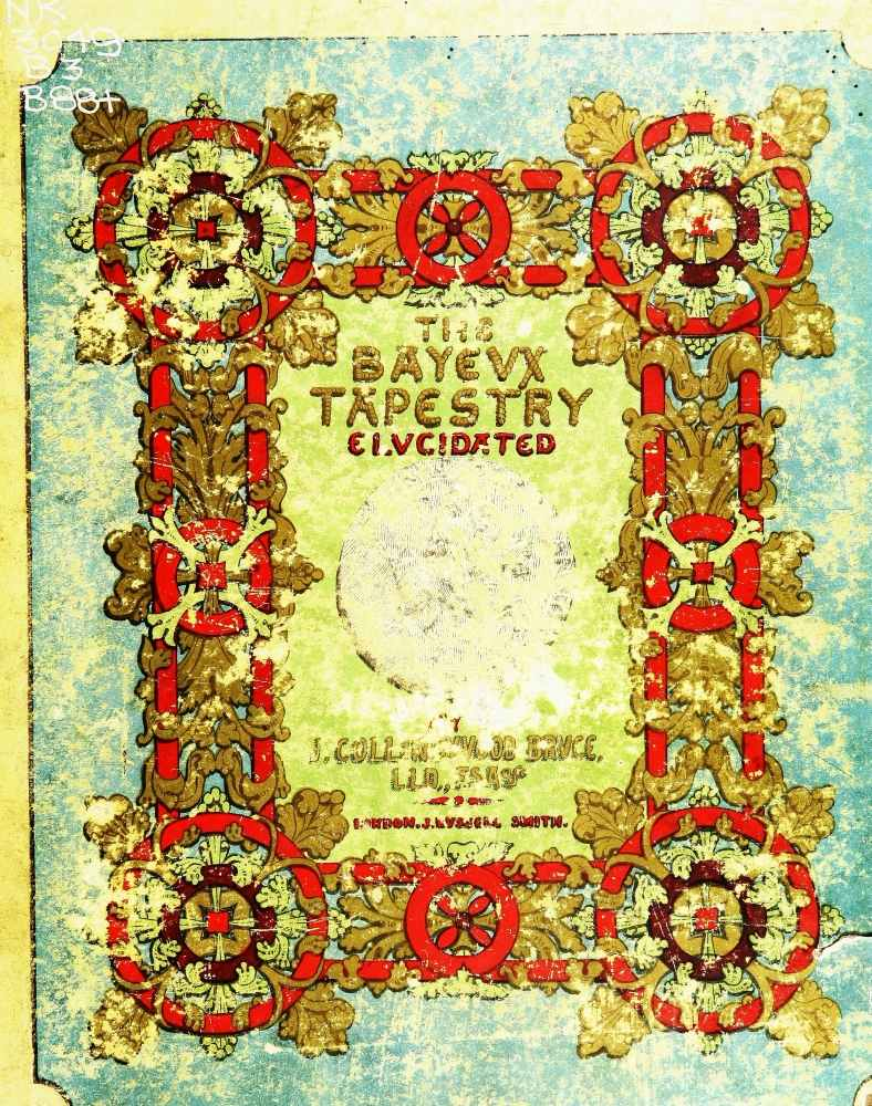 The Project Gutenberg eBook of The Bayeux tapestry
