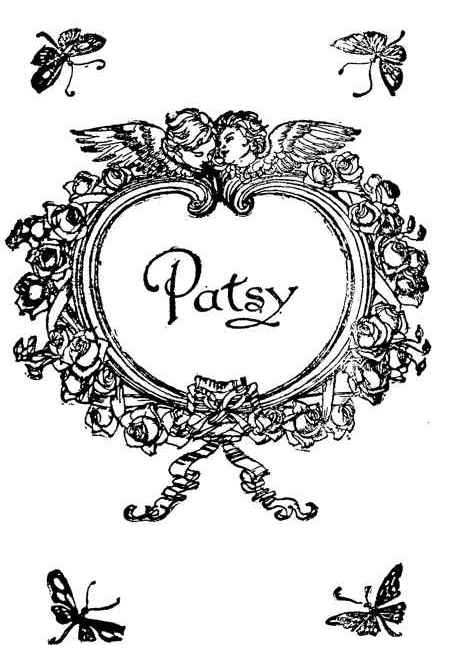 Patsy, by H  de  Vere Stacpoole—A Project Gutenberg eBook