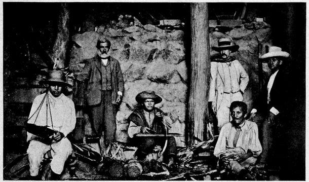 ca62bdc4e85b9 The Project Gutenberg eBook of Vagabonding down the Andes