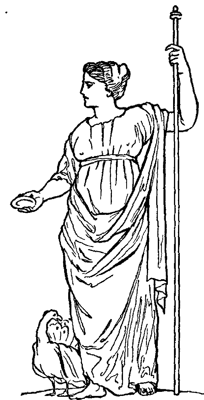 ancient rome gods coloring pages - photo#5